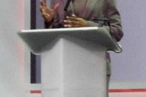 Condoleeza Rice at the TDAI conference