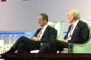 Simpson & Bowles commentary at the TDAI Conference
